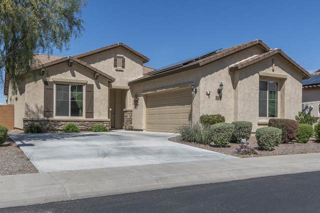 25970 W Ross Avenue, Buckeye, AZ 85396 (MLS #6057509) :: The Daniel Montez Real Estate Group