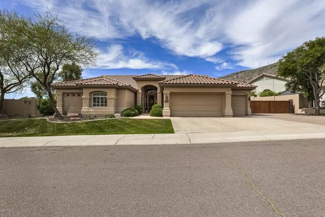 1412 E Desert Broom Way, Phoenix, AZ 85048 (MLS #6057511) :: Lux Home Group at  Keller Williams Realty Phoenix