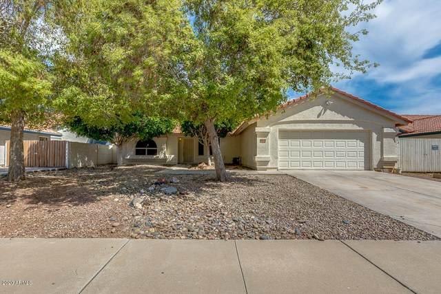 16207 N 61ST Drive, Glendale, AZ 85306 (MLS #6057521) :: Brett Tanner Home Selling Team