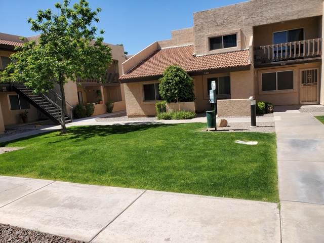 520 N Stapley Drive #109, Mesa, AZ 85203 (MLS #6057531) :: Yost Realty Group at RE/MAX Casa Grande