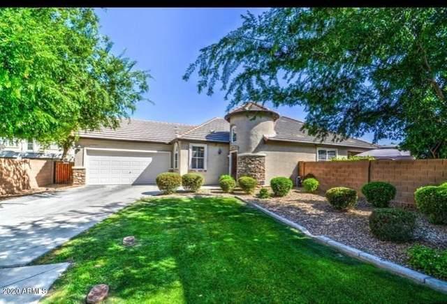 17239 W Ironwood Street, Surprise, AZ 85388 (MLS #6057537) :: Arizona Home Group