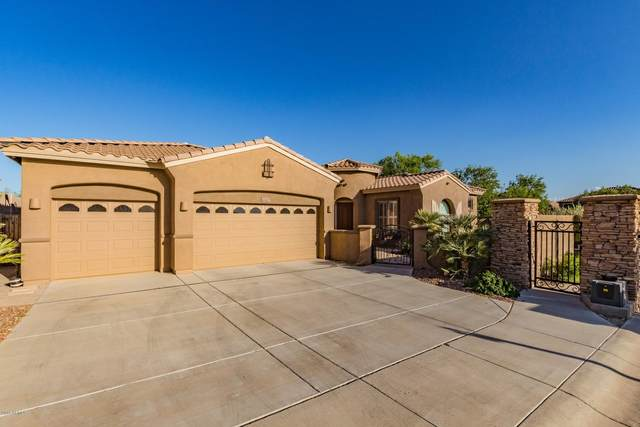 16417 S 28th Avenue, Phoenix, AZ 85045 (MLS #6057540) :: Power Realty Group Model Home Center