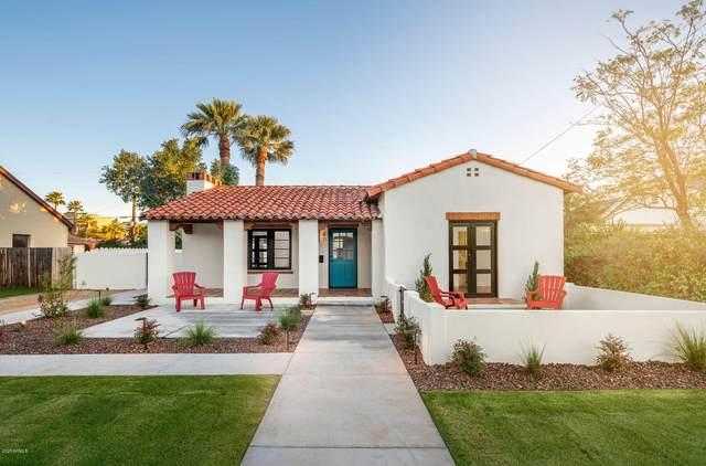 61 W Wilshire Drive, Phoenix, AZ 85003 (MLS #6057541) :: Riddle Realty Group - Keller Williams Arizona Realty