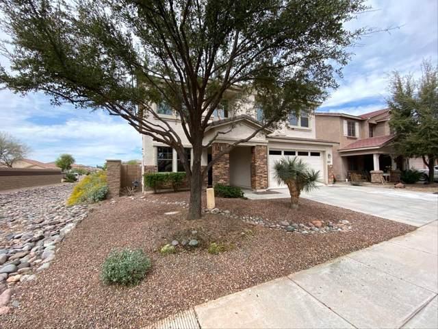 20148 N Donithan Way, Maricopa, AZ 85138 (MLS #6057551) :: The Daniel Montez Real Estate Group
