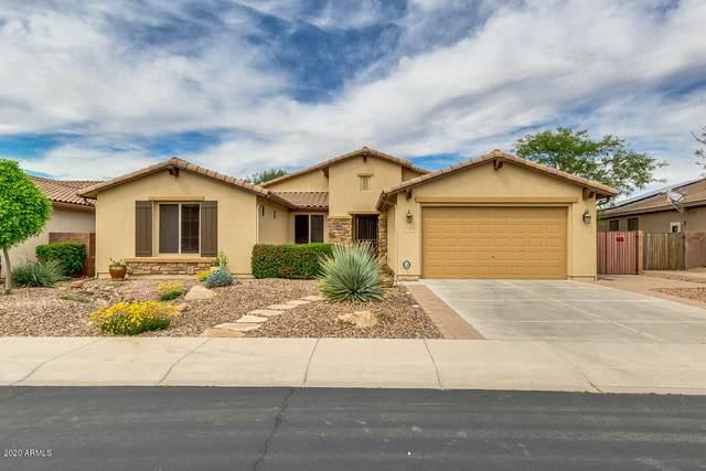 696 W Yellow Wood Avenue, San Tan Valley, AZ 85140 (MLS #6057560) :: The Laughton Team