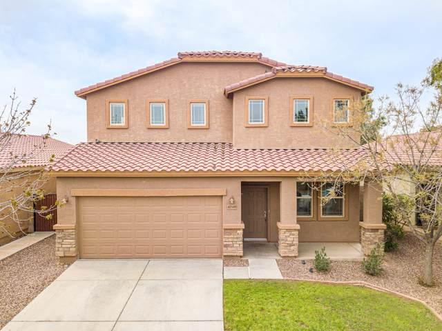 42549 W Rosalia Drive, Maricopa, AZ 85138 (MLS #6057562) :: The Daniel Montez Real Estate Group