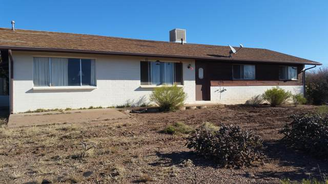 112 Mohave Drive, Bisbee, AZ 85603 (MLS #6057563) :: Klaus Team Real Estate Solutions