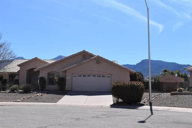 3530 Paseo Santa Clara, Sierra Vista, AZ 85650 (MLS #6057574) :: Service First Realty