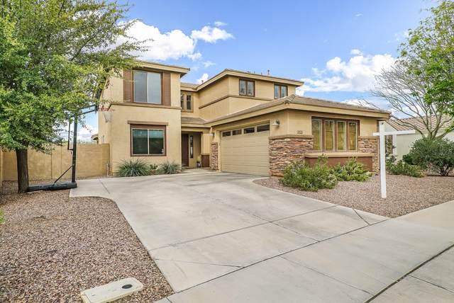3824 S Star Canyon Drive, Gilbert, AZ 85297 (MLS #6057578) :: Keller Williams Realty Phoenix