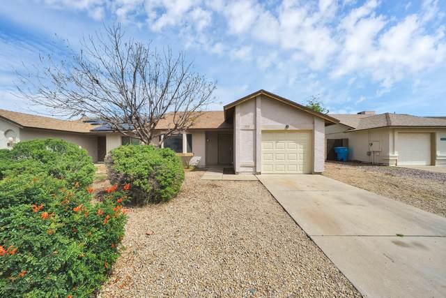 1816 E Sandra Terrace, Phoenix, AZ 85022 (MLS #6057587) :: Brett Tanner Home Selling Team