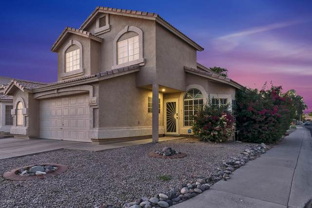 4618 E Douglas Avenue, Gilbert, AZ 85234 (MLS #6057593) :: Kepple Real Estate Group