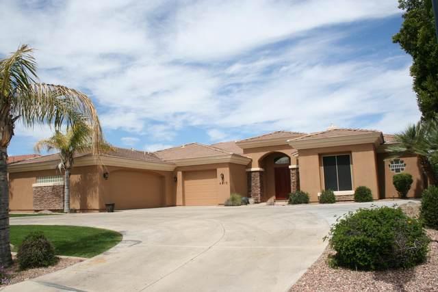 4915 N Greentree Drive E, Litchfield Park, AZ 85340 (MLS #6057598) :: The Garcia Group