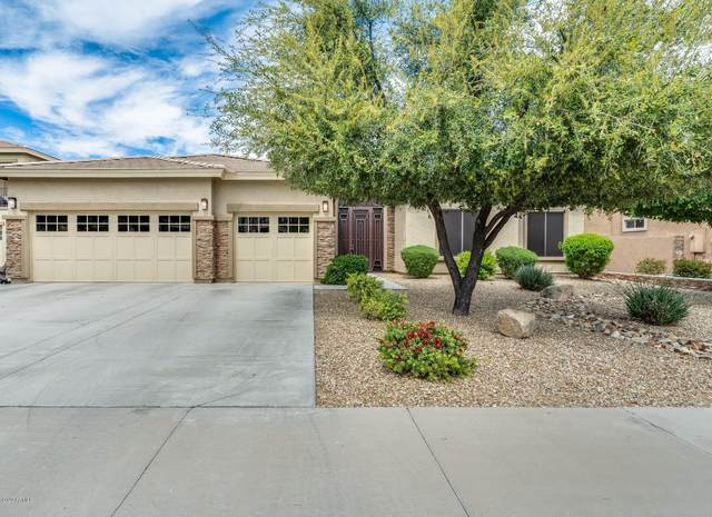 15128 W Elm Street, Goodyear, AZ 85395 (MLS #6057607) :: Kortright Group - West USA Realty