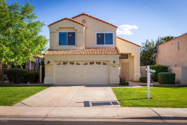 5063 E Dragoon Avenue, Mesa, AZ 85206 (MLS #6057629) :: Brett Tanner Home Selling Team