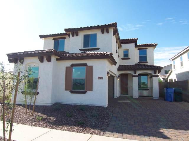 3143 E Dublin Street, Gilbert, AZ 85295 (MLS #6057638) :: Brett Tanner Home Selling Team