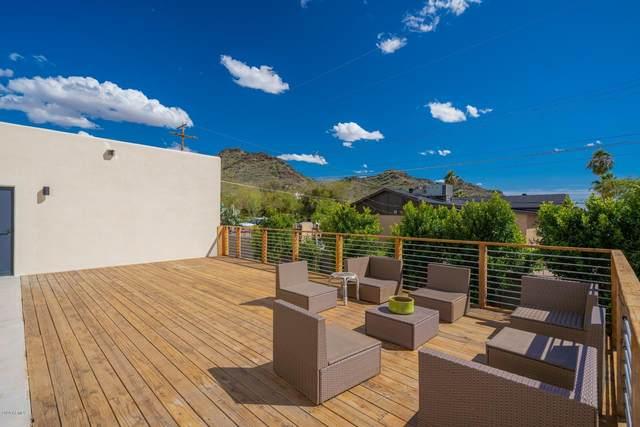 9220 N 14TH Street, Phoenix, AZ 85020 (MLS #6057659) :: Brett Tanner Home Selling Team