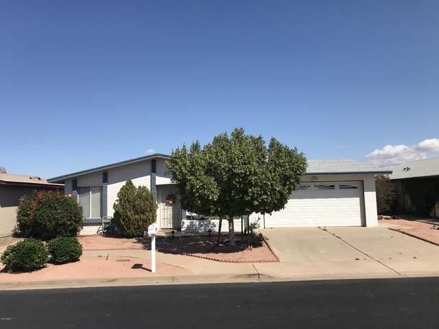 2438 W Isabella Avenue, Mesa, AZ 85202 (MLS #6057668) :: The Kenny Klaus Team