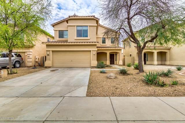 751 W Oak Tree Lane, San Tan Valley, AZ 85143 (MLS #6057675) :: Long Realty West Valley