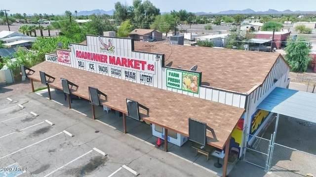 27646 W Highway 72, Bouse, AZ 85325 (MLS #6057683) :: Brett Tanner Home Selling Team