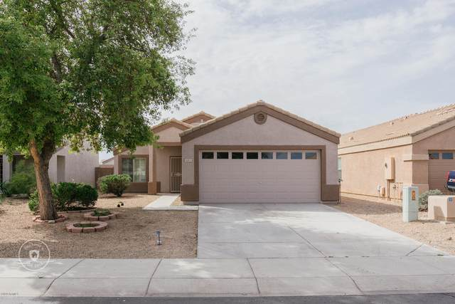 11813 W Maui Lane, El Mirage, AZ 85335 (MLS #6057684) :: Brett Tanner Home Selling Team