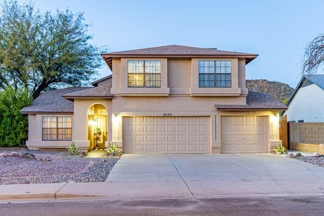 4530 W Wahalla Lane, Glendale, AZ 85308 (MLS #6057689) :: The Laughton Team