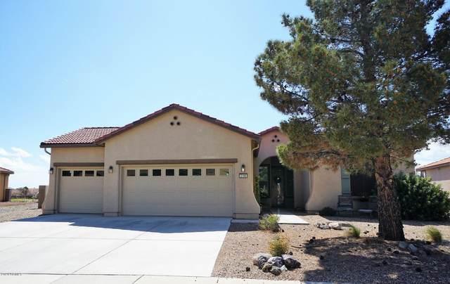 2156 Prairie Grass Drive, Sierra Vista, AZ 85635 (MLS #6057692) :: The Kenny Klaus Team