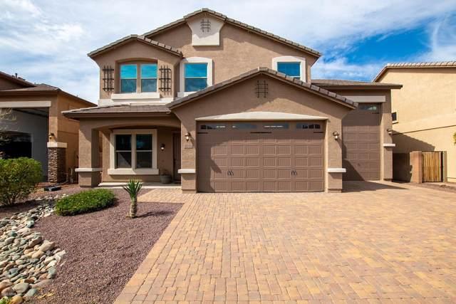 26702 N 82ND Drive, Peoria, AZ 85383 (MLS #6057693) :: My Home Group