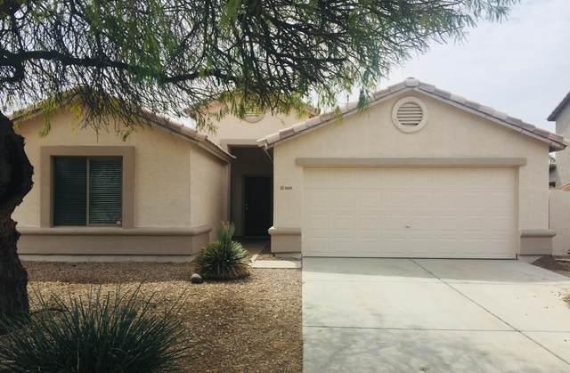 1669 E Monteleone Street, San Tan Valley, AZ 85140 (MLS #6057695) :: The Laughton Team