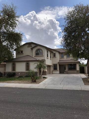 4359 E Rose Quartz Lane, San Tan Valley, AZ 85143 (MLS #6057696) :: The Laughton Team