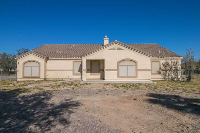 2720 S 231ST Avenue, Buckeye, AZ 85326 (MLS #6057703) :: Brett Tanner Home Selling Team