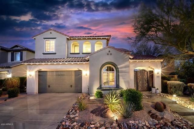 21715 N 38TH Place, Phoenix, AZ 85050 (MLS #6057705) :: RE/MAX Desert Showcase