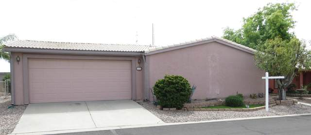 2101 S Meridian Road #61, Apache Junction, AZ 85120 (MLS #6057710) :: The Bill and Cindy Flowers Team
