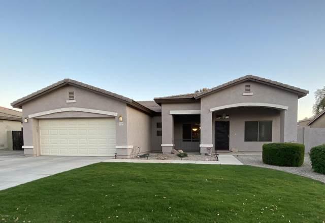 21109 E Saddle Way, Queen Creek, AZ 85142 (MLS #6057739) :: Conway Real Estate