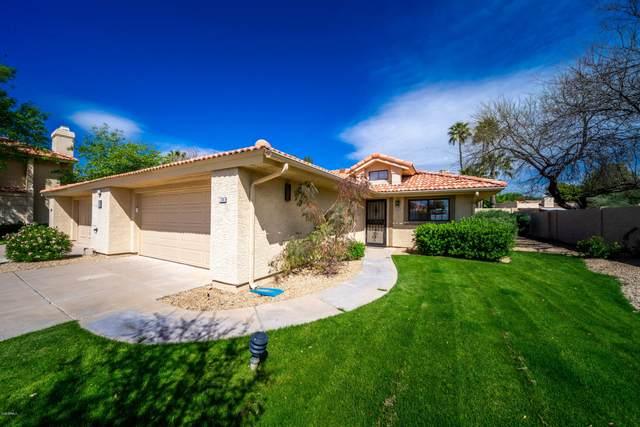 11515 N 91ST Street #131, Scottsdale, AZ 85260 (MLS #6057740) :: The Kenny Klaus Team