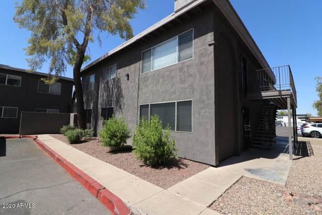 424 W Brown Road #128, Mesa, AZ 85201 (MLS #6057748) :: Conway Real Estate