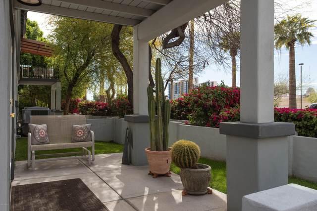 324 W Culver Street #9, Phoenix, AZ 85003 (MLS #6057756) :: Riddle Realty Group - Keller Williams Arizona Realty