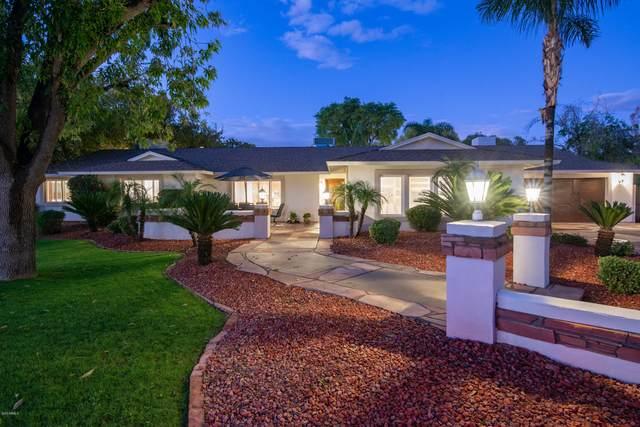 5416 E Emile Zola Avenue, Scottsdale, AZ 85254 (MLS #6057757) :: Brett Tanner Home Selling Team