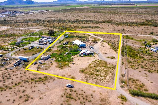 4335 N 379TH Avenue, Tonopah, AZ 85354 (MLS #6057761) :: Long Realty West Valley