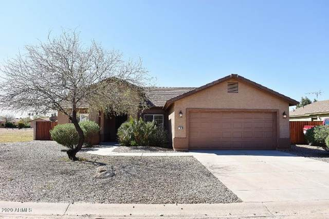 10613 W Mazatlan Drive, Arizona City, AZ 85123 (MLS #6057763) :: The Mahoney Group