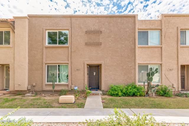 5865 N 83RD Street, Scottsdale, AZ 85250 (MLS #6057773) :: Brett Tanner Home Selling Team