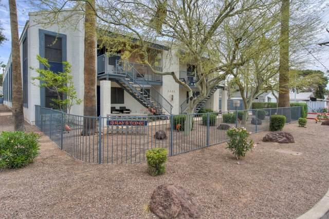3635 N 37TH Street #6, Phoenix, AZ 85018 (MLS #6057778) :: Brett Tanner Home Selling Team