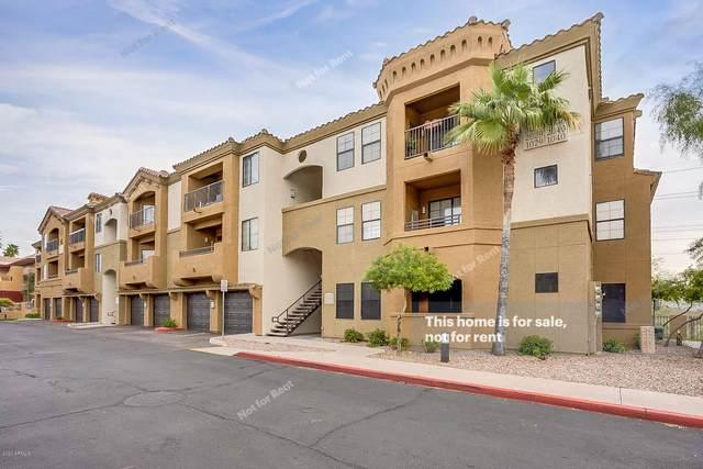 5302 E Van Buren Street #2037, Phoenix, AZ 85008 (MLS #6057780) :: Openshaw Real Estate Group in partnership with The Jesse Herfel Real Estate Group