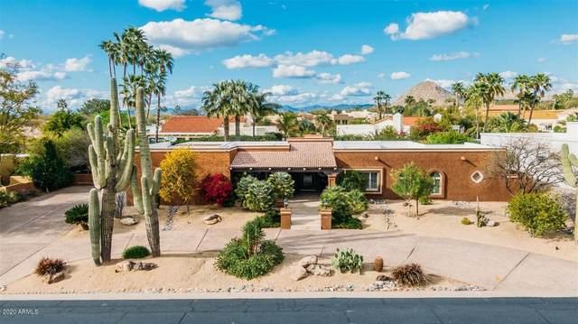 9322 E Calle De Valle Drive, Scottsdale, AZ 85255 (MLS #6057794) :: Riddle Realty Group - Keller Williams Arizona Realty