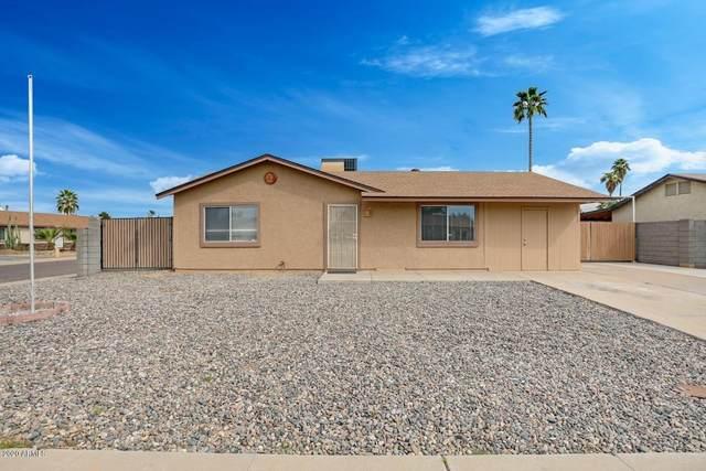 6838 W Carol Avenue, Peoria, AZ 85345 (MLS #6057796) :: Nate Martinez Team