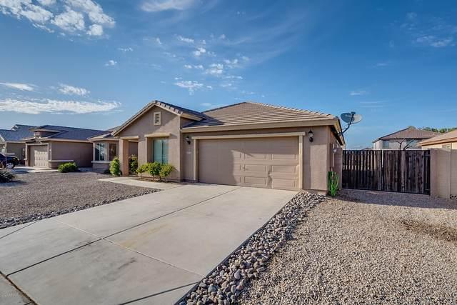 2752 E Dust Devil Drive, San Tan Valley, AZ 85143 (MLS #6057799) :: The Laughton Team