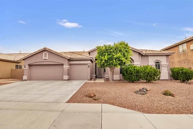 9362 E Hillview Circle, Mesa, AZ 85207 (MLS #6057800) :: Brett Tanner Home Selling Team