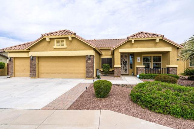 11266 E Sable Avenue, Mesa, AZ 85212 (MLS #6057803) :: The Bill and Cindy Flowers Team