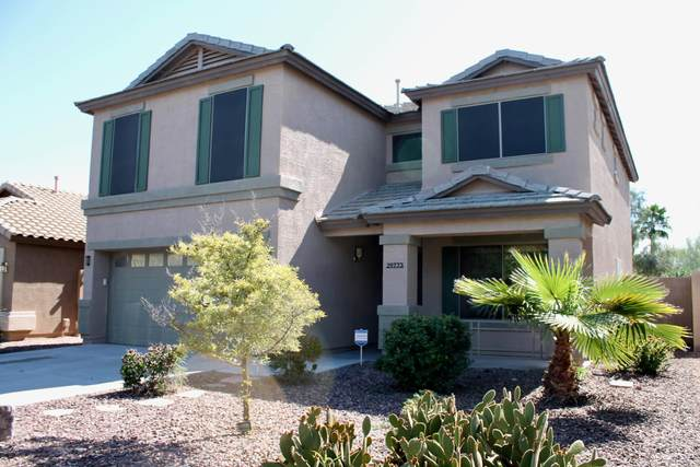 29773 N Broken Shale Drive, San Tan Valley, AZ 85143 (MLS #6057810) :: The Laughton Team