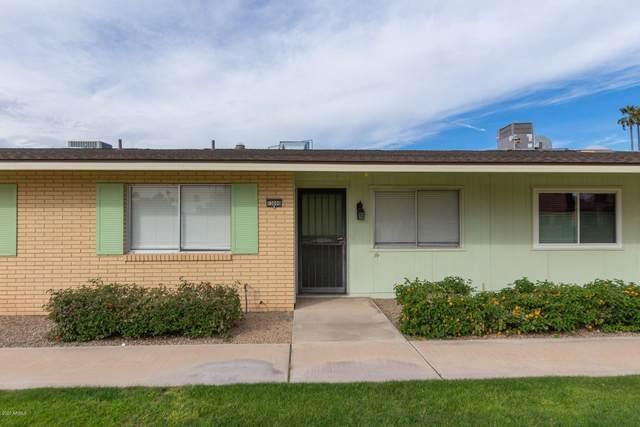 13606 N Silverbell Drive, Sun City, AZ 85351 (MLS #6057848) :: The Kenny Klaus Team