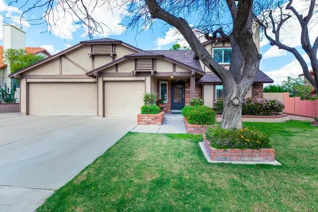 4632 E Carmen Street, Phoenix, AZ 85044 (MLS #6057852) :: CANAM Realty Group